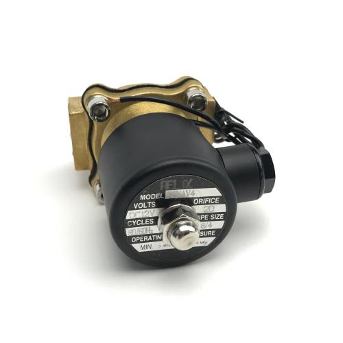 Trigger 3/4 Advance Air Valve instructions, warranty, rebate