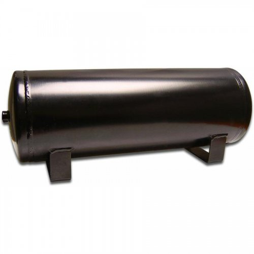 Trigger 5 Gallon 8 Port Black Air Tank instructions, warranty, rebate